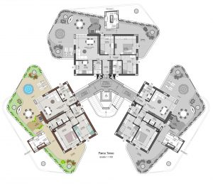 planimetria interno 10 piano 3
