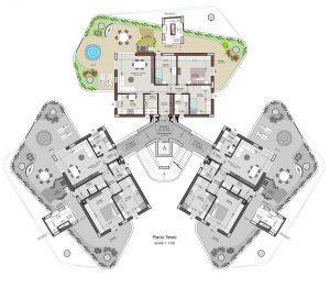 planimetria interno 11 piano 3