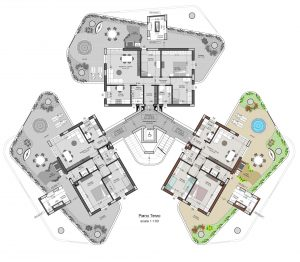 planimetria interno 12 piano 3