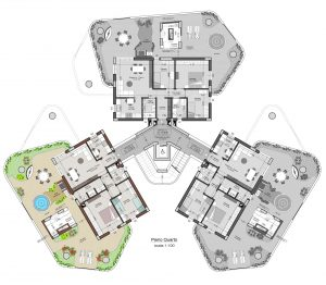planimetria interno 13 piano 4