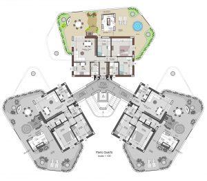 planimetria interno 14 piano 4