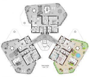 planimetria interno 15 piano 4