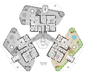 planimetria interno 18 piano 5