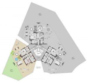 planimetria appartamento interno 1 piano 0