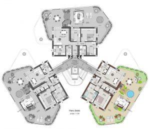 planimetria interno 21 piano 6