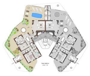 planimetria interno 22 piano 7