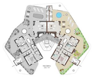 planimetria interno 23 piano 7