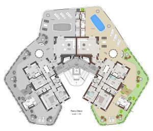 planimetria interno 25 piano 8
