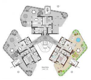 planimetria interno 6 piano 1