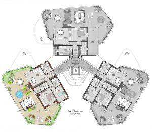 planimetria interno 7 piano 2